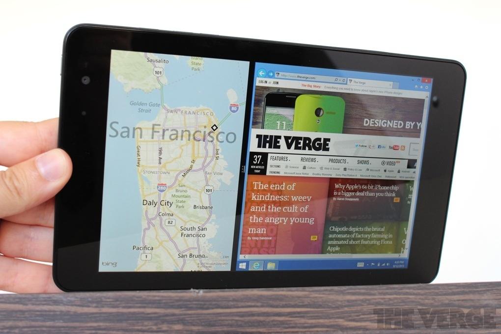 델, 299달러의 윈8.1 태블릿 베뉴8 프로 발표