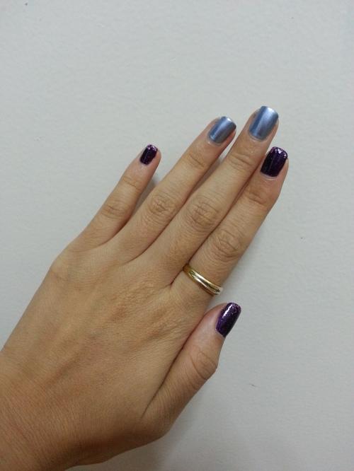 KIKO nail lacquer 255, 330, 623+모디 러브밤