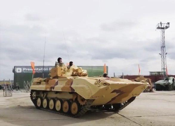 PRP-4A는 곧 남부군관구로 간다.Rus