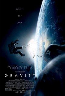 그래비티(Gravity, 2013)...조금 아쉬운 무중력의..