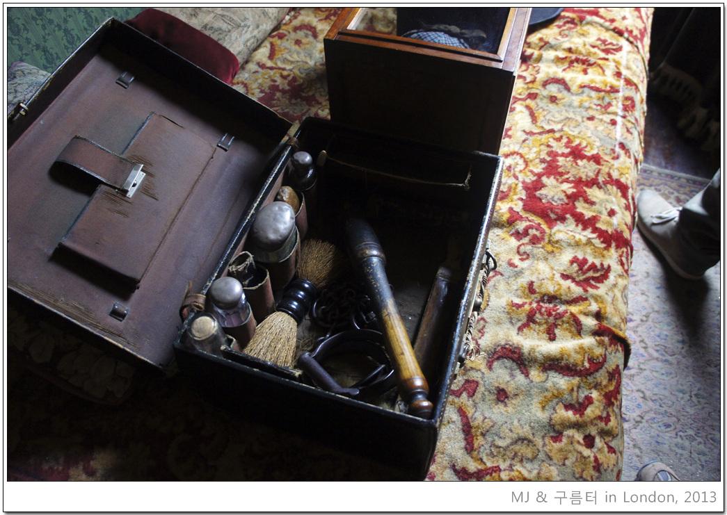2013.10.4 바르셀로나,런던 여행7 - 셜록홈즈 박물..