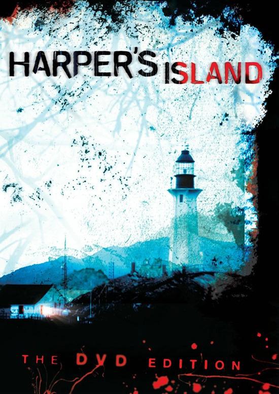 하퍼스 아일랜드, 섬 배경의 살인 미스터리극