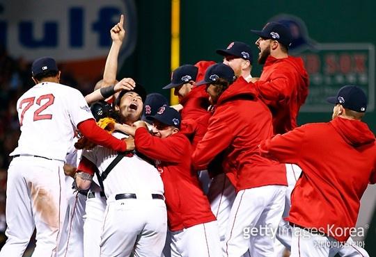 2013 월드시리즈, 세인트루이스 vs 보스턴 레드삭스