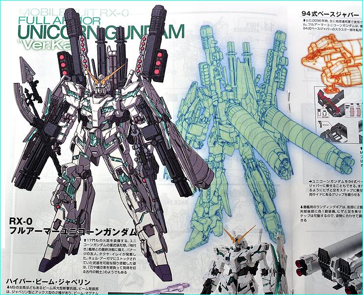 [1/100] MG RX-0 Gundam Unicorn Full Armor ..
