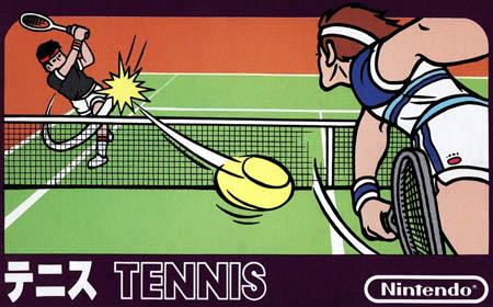 [FC] 테니스 (Tennis, 1984, Nintendo)