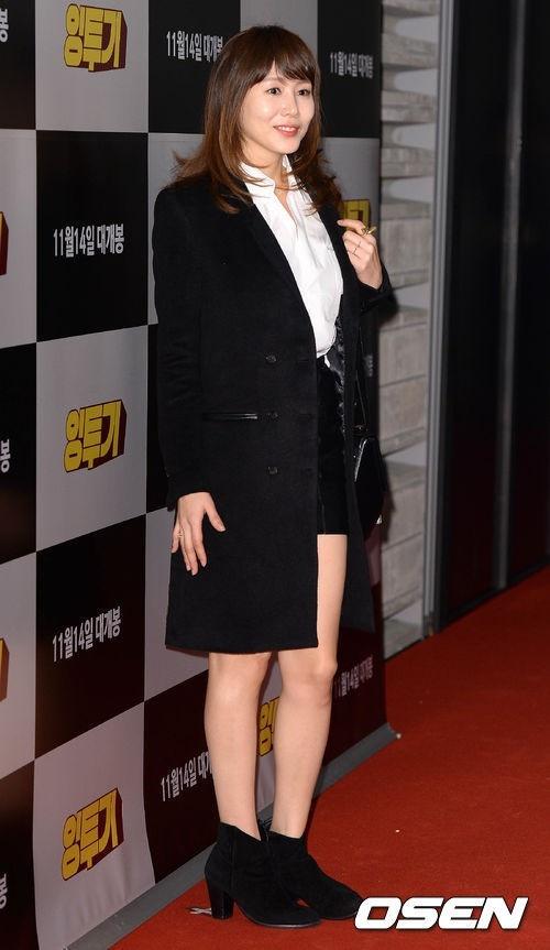 박예진, 단아한 미모