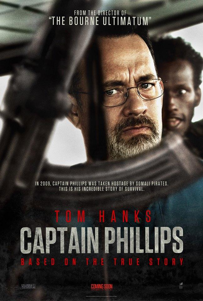 캡틴 필립스 보고 왔습니다.