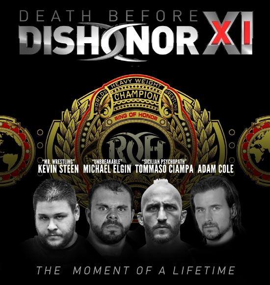 ROH, 데쓰 비포 디스아너 XI 그리고... Pt.2