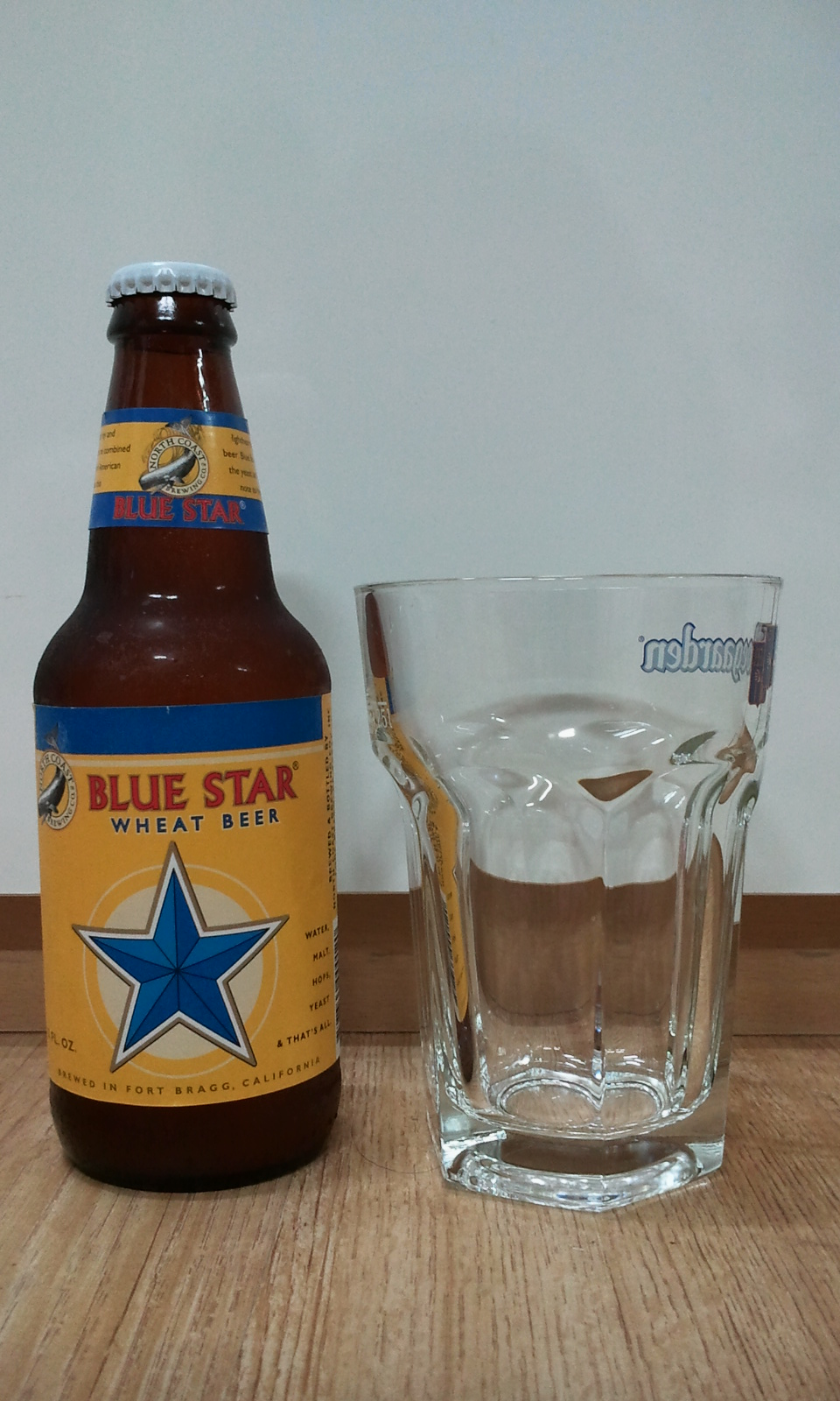 [미국]North Coast Blue Star Wheat Beer(..