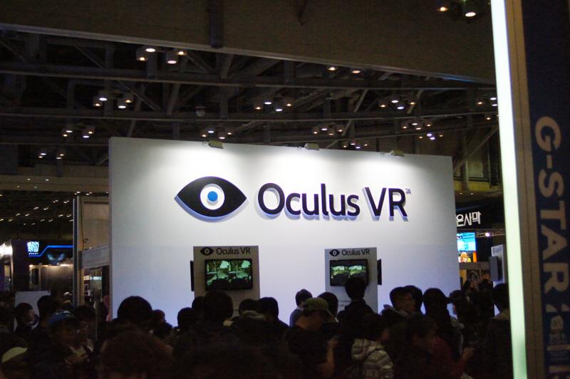 오큘러스 리프트 VR ... 너무 한정적인 디바이스..