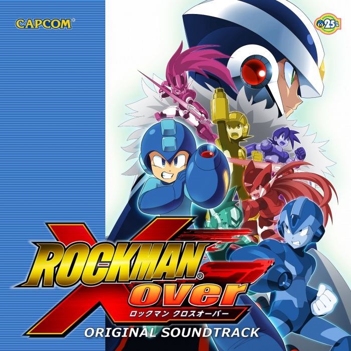 ROCKMAN Xover ORIGINAL SOUNDTRACK