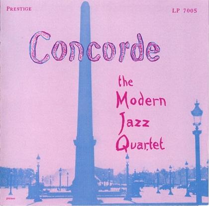 모던 재즈 쿼텟- Gershwin's Medley (Concor..
