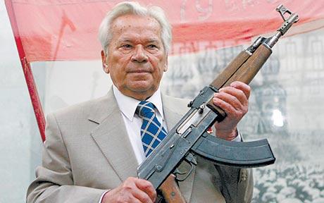 미하일 칼라시니코프