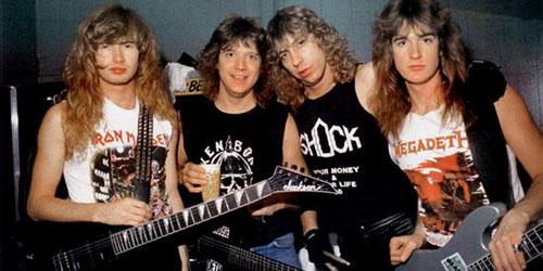 [연재] 성성(聖聲)의 메아리 - 16회_Megadeth