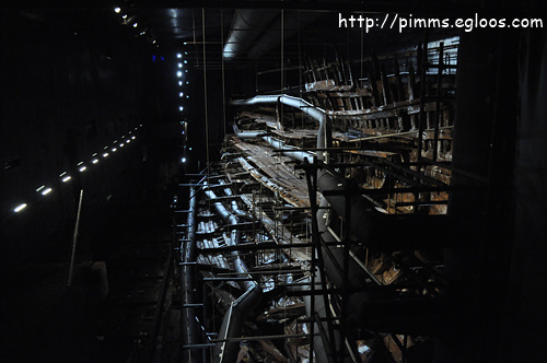 Dec 2013 Portsmouth 영국판 거북선? 메리로즈 호