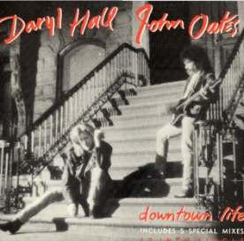 홀 & 오츠- Downtown life (Oh Yeah!, 1988)