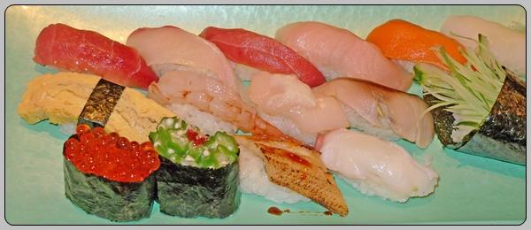 [도쿄 시부야] 스시 잔마이에서의 점심식사