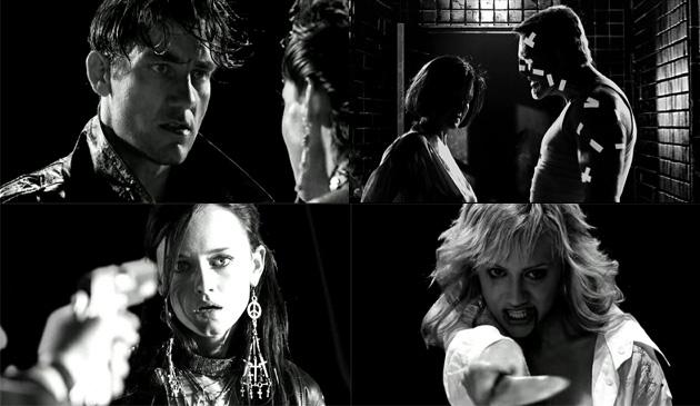 씬 시티 (Sin City, 2005)