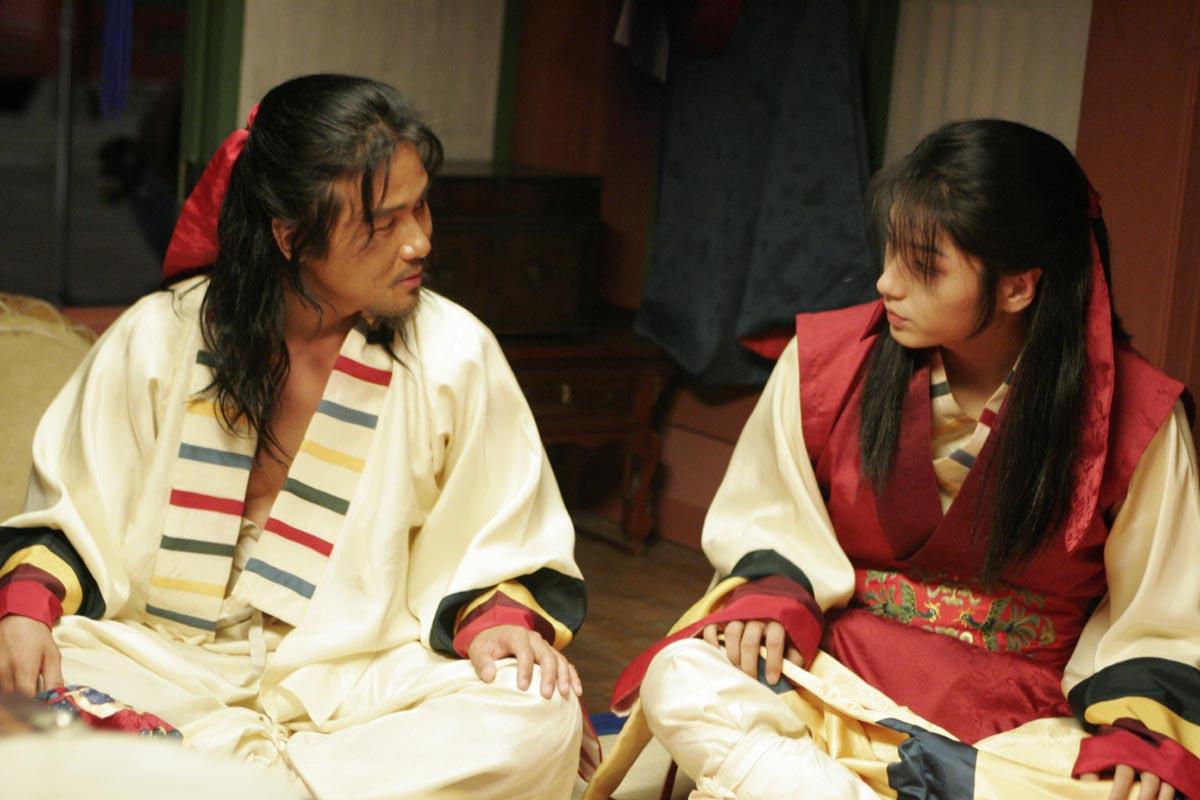 왕의 남자 (爾: King And The Clown, 2005)