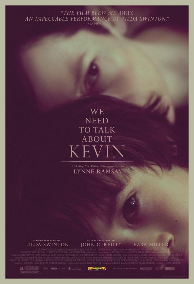 영화 '케빈에 대하여'