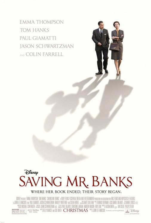 [간단리뷰] Saving Mr. Banks