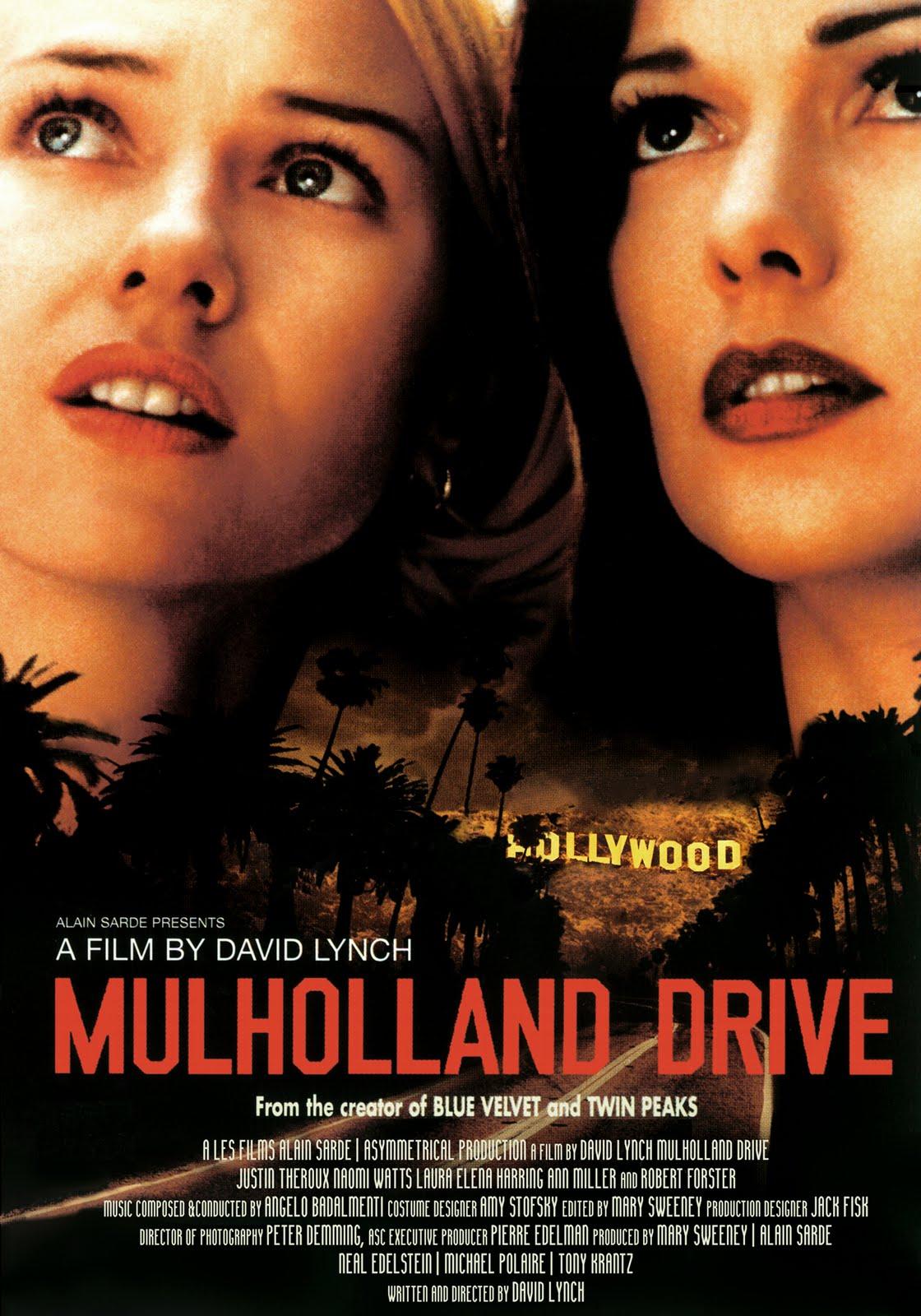 멀홀랜드 드라이브 Mulholland Dr. (2001) - 해석