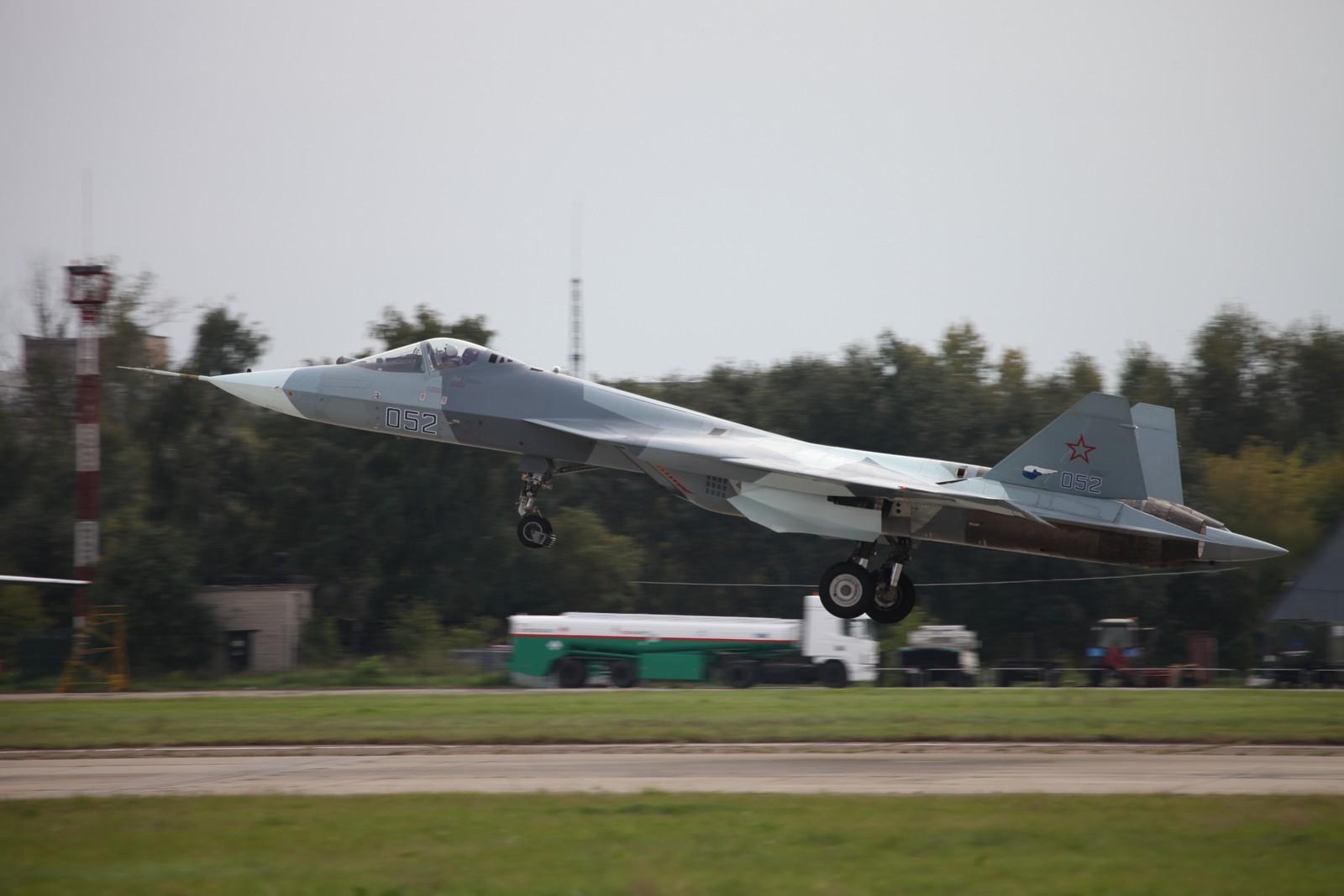 FGFA의 기술 이전에 대한 불화설을 일축한 러시아