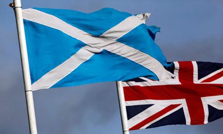 독립 스코틀랜드의 유럽연합 가입문제?