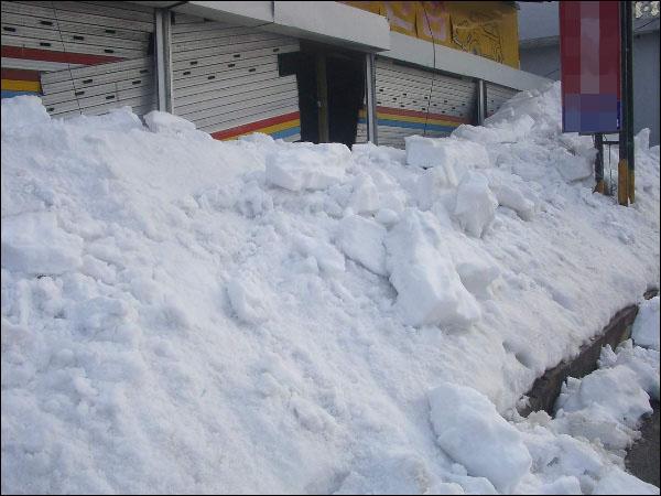 (2014.02.24) 눈이 지나간 후 풍경