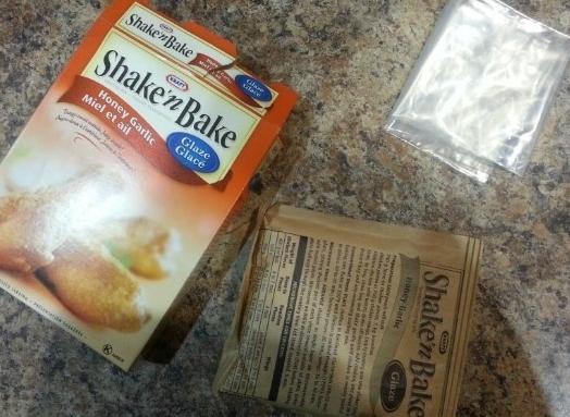 shake'n bake