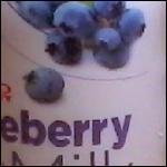 서울우유 - 블루베리 우유