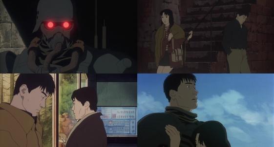 인랑(人狼 JIN-ROH, 1999)