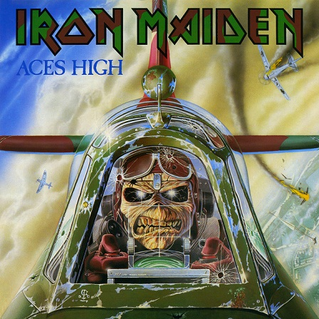 아이언 메이든- Aces High (Powerslave,1984)