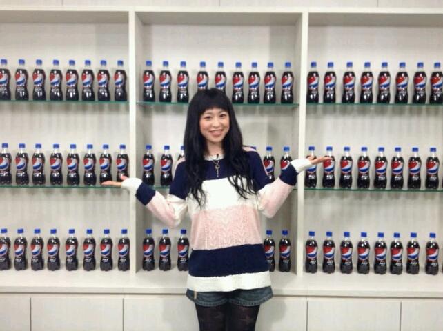 성우 토쿠이 소라씨가 자신의 블로그에 올린 사진