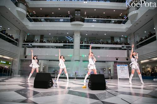 성우 유닛 'StylipS'의 3월 2일 이벤트 사진 몇장