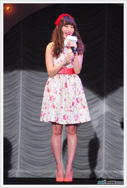 """AKB48 코지마 하루나, 모델 사업에 의욕 """"야망은 없.."""