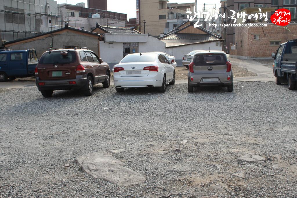 2014년 3월 창원읍성지 전경