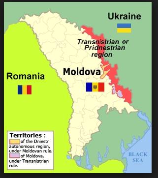 """""""푸틴의 다음 목표는 몰도바?"""""""
