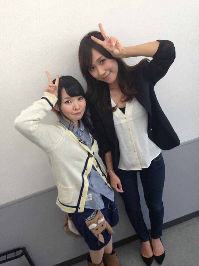 성우 이토 카나에씨가 자신의 블로그에 올린 사진, ..