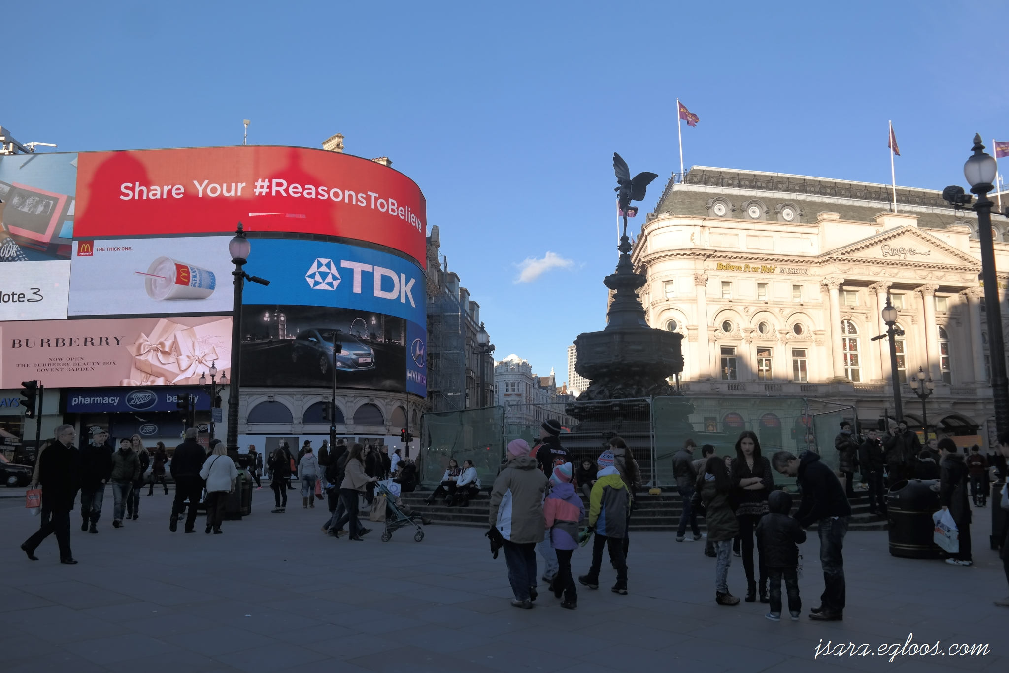 140119) 본격, 알찬 런던 방문기 (하)