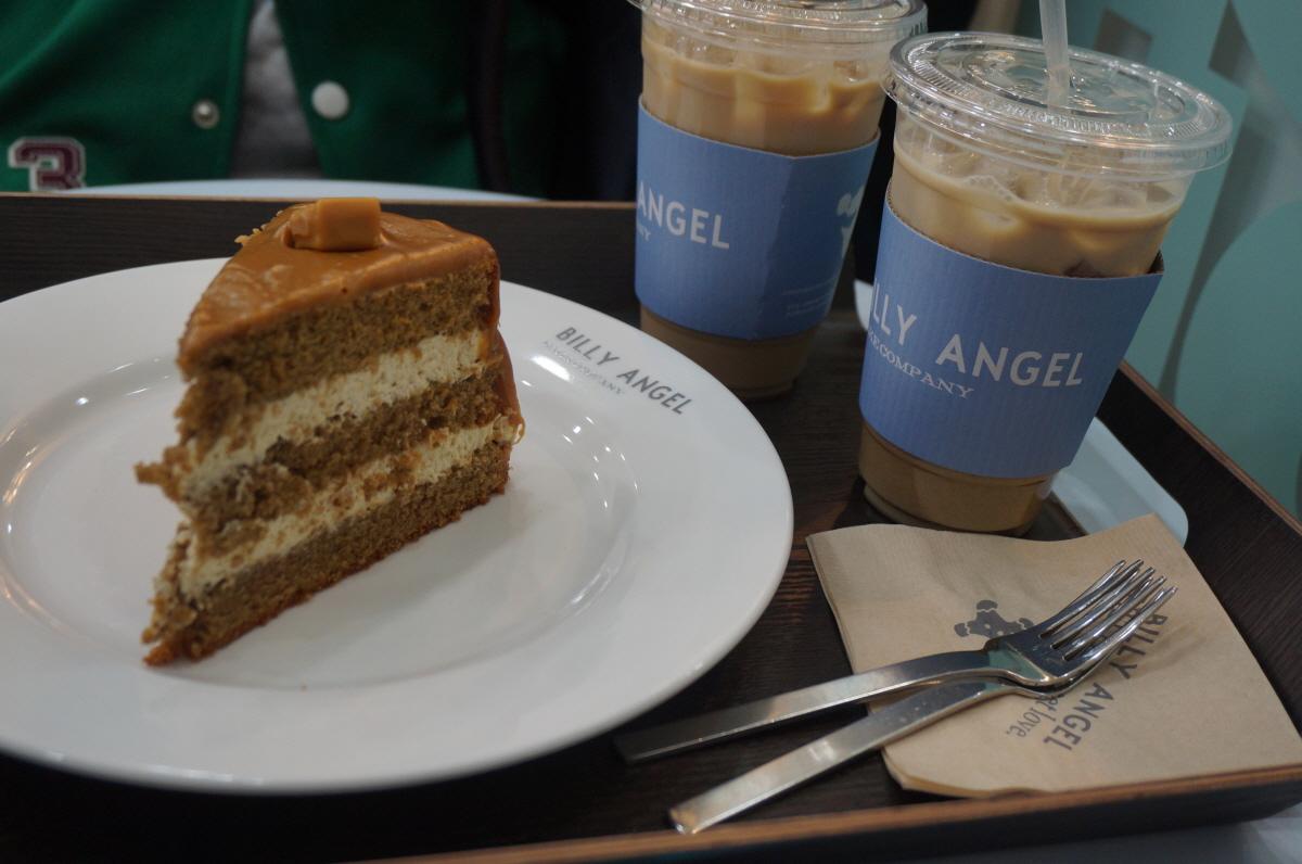 빌리앤젤 Billy Angel 카라멜 케이크 캬라멜케익