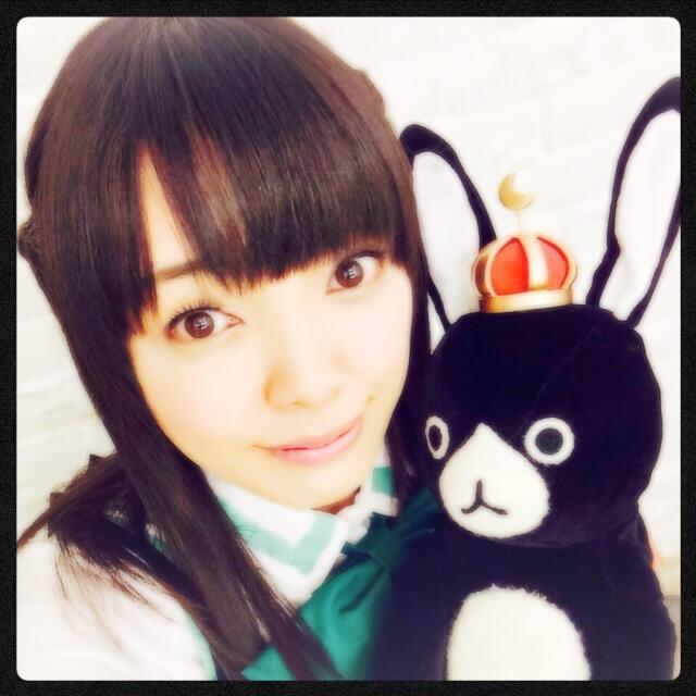 성우 사토 사토미씨의 공식 트위터 계정에 올라온 사진