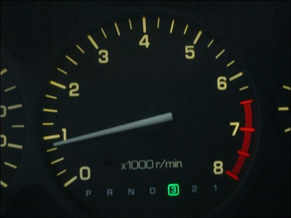 (Car) 오토차량 엔진출력 떨어지면, 출발 및 시..