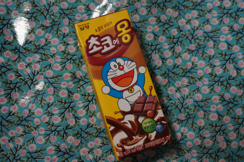 남양 초콜릿드링크  초코에몽 초코우유