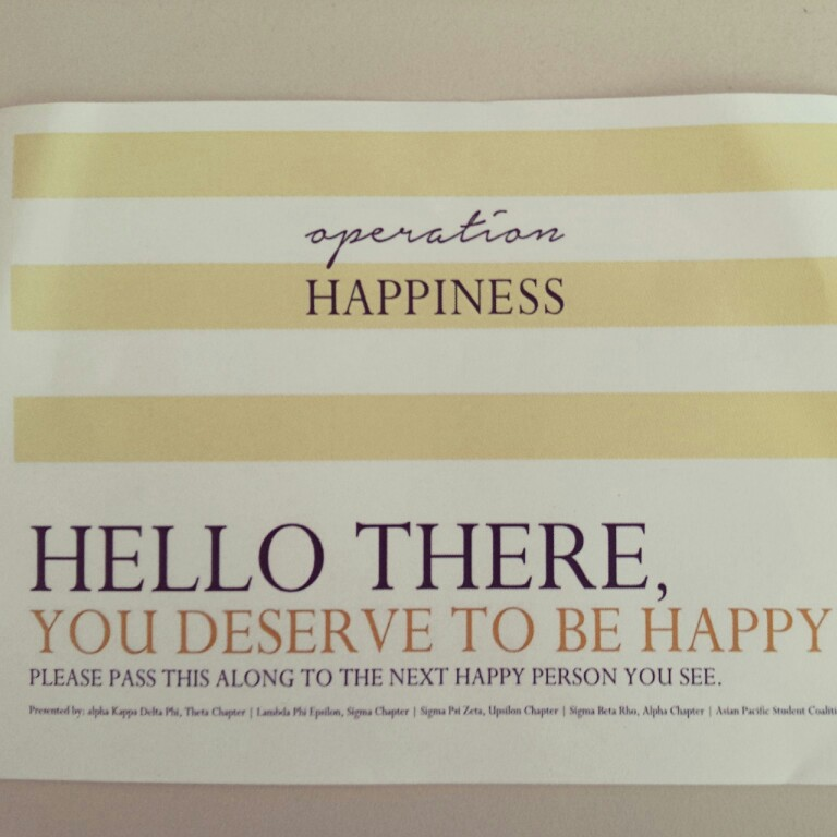 소소한 행복