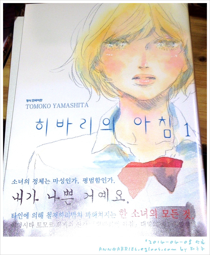 [히바리의 아침] 야마시타 토모코, 완결
