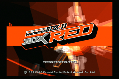 ◇ CS IIDX RED original tracks