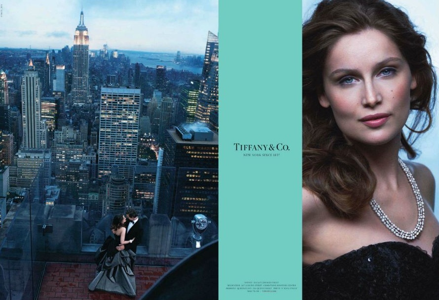 Tiffany & Co. 2011 Holiday Campaign