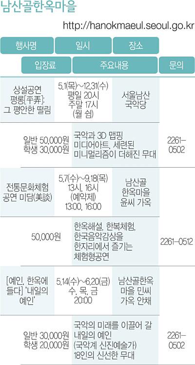스크랩] 2014+5 문화예술프로그램 - 행사기관별 2/2 for..