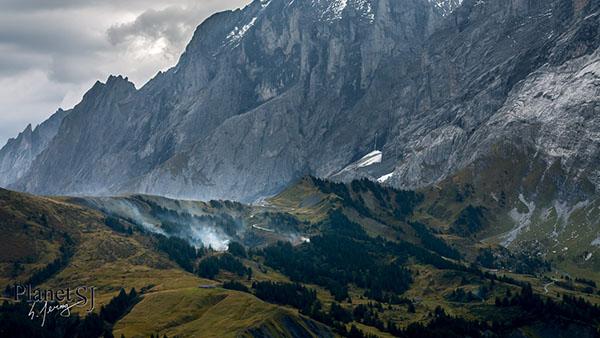2013, Grindelwald, Switzerland - First